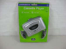 Durabrand Cassette Player 820M With Headphones New & Factoryu Sealed