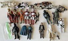 Star Wars Black Series 6? Loose Lot of 17