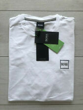 Hugo Boss Herren T-Shirt Gr. XL Weiß Neu Kollektion 2020