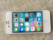 Apple iPhone 4s - 8GB - White (Factory Unlocked) Smartphone