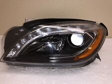 2012 2013 2014 2015 mercedes ml ML550 ML63 AMG left xenon AFS headlight COMPLETE