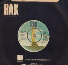 "Smokie(7"" Vinyl)For A Dollar's More-VG/VG+"