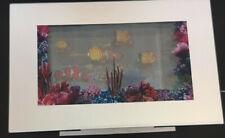 New listing Artificial Tropical Fish Aquarium Decorative Lamp. Virtual Ocean Scene in motion