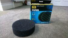 Fluval Bio Foam for FX Series 4,5,6. 2 pack. Brand New in Box.
