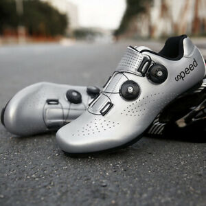 Self-Locking Road Mountain Bike Cycling Shoes Men And Women Anti-skid Wear Resis