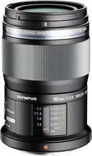 Olympus m. Zuiko Digital ED 60mm 2.8 macro negro tele-lente