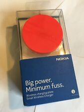 Nokia DT-601 Universal Qi Wireless Charging Plate - Red for Nokia Lumia 820 BNIB