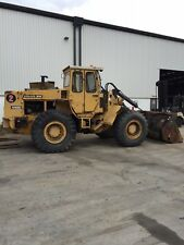VOLVO WHEEL LOADER WITH 4 IN 1 BUCKET AND BRAND NEW MOTOR