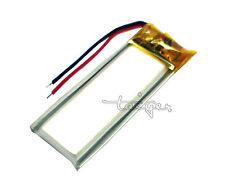 3.7V 280mAh 402040 li-polymer Li-ion Rechargable battery with PMC for Bluetooth