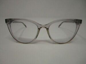 Warby Parker Haley Clear Eyeglasses Frames 53-18-140