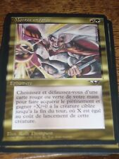 MTG Magic the Gathering MONTEE EN FORCE Alliances French new RARE