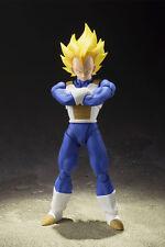 Dragon Ball Z Super Saiyan Vegeta S.H. SH Figuarts Tamashii Nations BANDAI