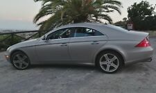 Exceptional Mercedes CLS 500 LHD Left Hand Drive Marbella Spain on UK plates FSH