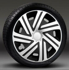 """14"""" wheel trims/Hub Caps/Covers to fit Vw Polo ( Quantity 4 ) +Free Gift"""
