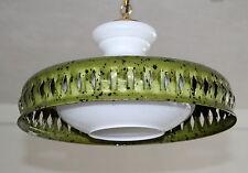 Deckenlampe 60er/70er Jahre E 27, Lampe Hängelampe Leuchte