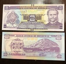 Honduras 100 Lempiras 28.8.2004 del Valle//Choluteca//p77g UNC