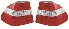 BMW 3 Series E46 2001-2005 Saloon Outer Wing Rear Tail Light Pair Left & Right
