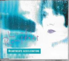 LINDA RONSTADT - Heartbeats accelerating CD SINGLE 4TR Germany 1993