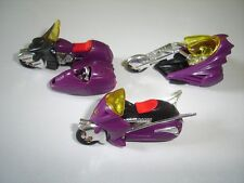 Modern Model Motorcycles Bikes & Trikes Set 1:64 H0 - Kinder Surprise Miniatures