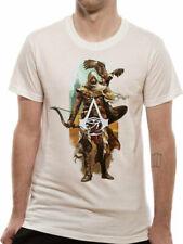 Assassins Creed Origins Character And Eagle T-Shirt
