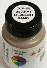 US ARMY DESERT CAMOUFLAGE TRU-COLOR AIR BRUSH READY PAINT O On30 Military TCP152