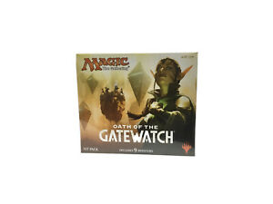 Oath of the Gatewatch Fat Pack Factory Sealed Magic The Gathering