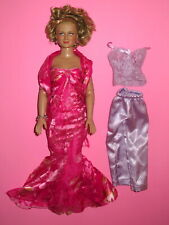 "Tonner - Red Carpet Walk EMME 16"" Plus Size Fashion Model Doll"