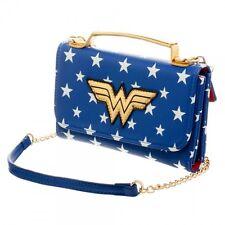 Wonder Woman DC Comics Superhero Hybrid Bag Crossbody Handbag Wallet LB3P6CDCO