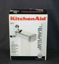KitchenAid 3-Piece Pasta Roller & Cutter Stand Mixer Attachments Set - New/OB