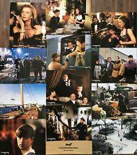 Jeu de 12 photos L'ACCOMPAGNATRICE Lobby Cards / Claude Miller