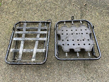 Pair Of Mg Other? And Mgb Front Seat Bottom Bracket Parts Used Condition