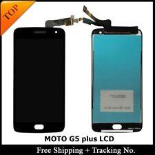 "Motorola moto G5 Plus XT1682 XT1685 5.2"" Pantalla LCD + pantalla táctil digitalizador Blac"