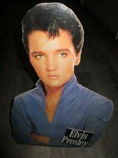 Elvis Presley-PLV d époque et d origine-Grand modèle-38x25,5 cm-TBE