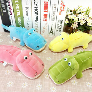 Lovely Croc Pillow Stuffed Animal Toy Soft Plush Toy Doll Kids Gift