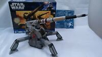 STAR WARS THE CLONE WARS  REPUBLIC AV-7 MOBILE CANNON BOXED VEHICLE TOY