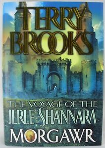 The Voyage of the Jerle Shannara Morgawr Book 3 Terry Brooks 2002 1st