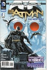 Batman V2 Annual #1, 2012, Night of the Owls