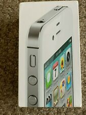 Apple iPhone 4S 16GB Factory Unlocked SIM Free Smartphone Mobile Boxed