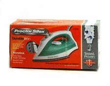 Proctor Silex Non-Stick Durable Flat Iron Water Window, Spray, Steam 17291R