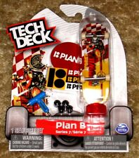 HTF TECH DECK PLAN B SERIES 7***ULTRA RARE**TOREY PUDWILL SKATEBOARD FINGERBOARD