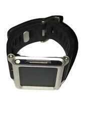 LunaTik Watch Wrist Strap With iPod Nano 6G - Silver