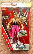 """WWE - Jim """"The Anvil"""" Neidhart - Elite - Action Figure - Mattel - Brand New"""