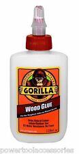 118ml Gorilla Wood Glue PVA Timber Multi-Purpose 100% Waterproof Adhesive
