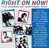 Various ‎- Right On Now! Sounds Of Northern Soul (RSD 2018)  Swirl Vinyl LP  NEW