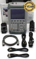 Rohde Amp Schwarz Fsh18 Ramps Handheld Spectrum Analyzer Fsh 18 Fsh 18