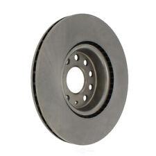 2 Disc Brake Rotors C-TEK Standard Front Centric 121.33098