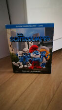 Les Schtroumpfs Combo Blu-ray+DVD