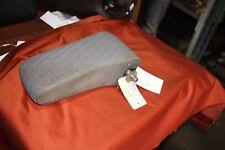 MERCEDES w126 SE SEL SEC-volta bracciolo centrale sul davanti tessuto grigio