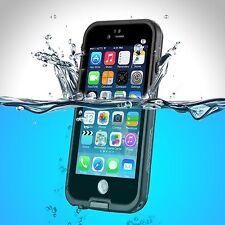 Vapiao Premium iPhone 6, 6s Waterproof Case 2M wasserdichte Schutzhülle schwarz