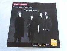 LAST TRAIN - WEATHERING !!!!!!!!!!!PLV 30 X 30 CM !!!!!!!!!!!!!!!!!!